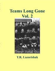 Teams Long Gone Vol. 2 cover image