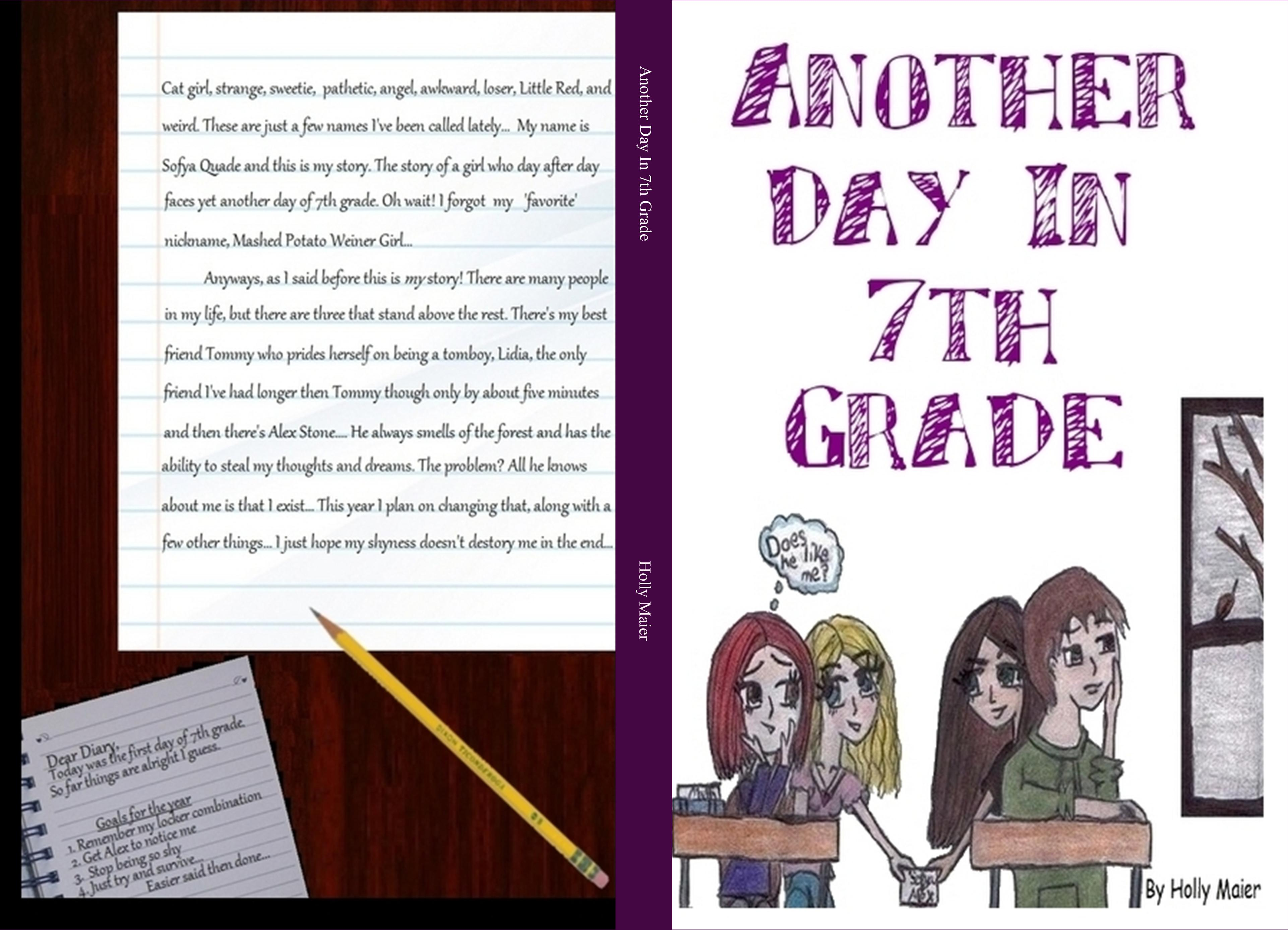 Another Day In 7th Grade cover image