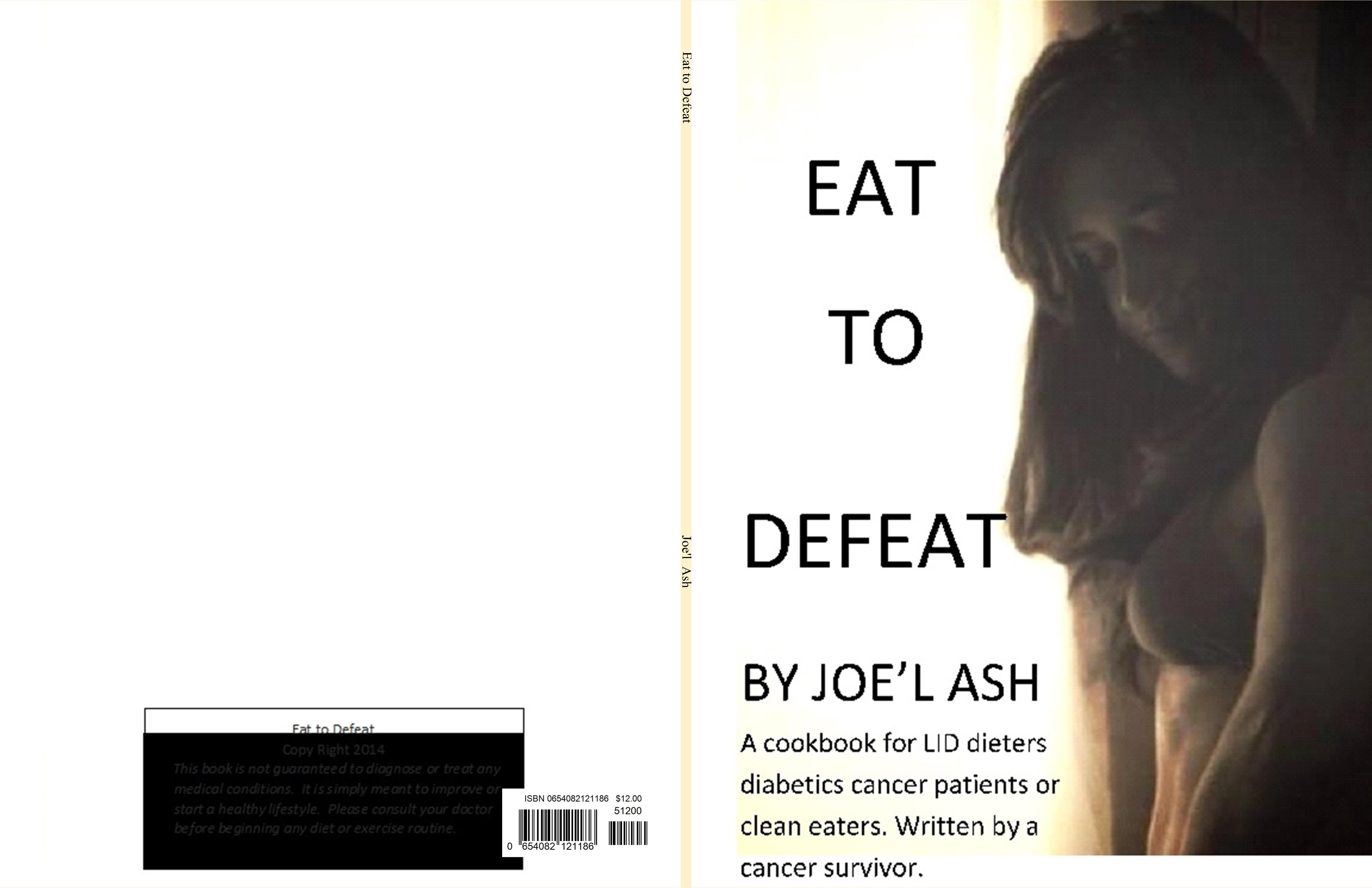 Eat to Defeat cover image