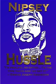 Nipsey Hussle Journal 2 cover image