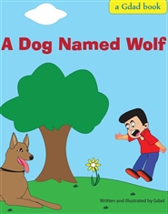 A Dog Named Wolf cover image