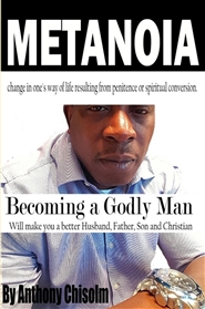 Metanoia Becoming a Godly Man cover image