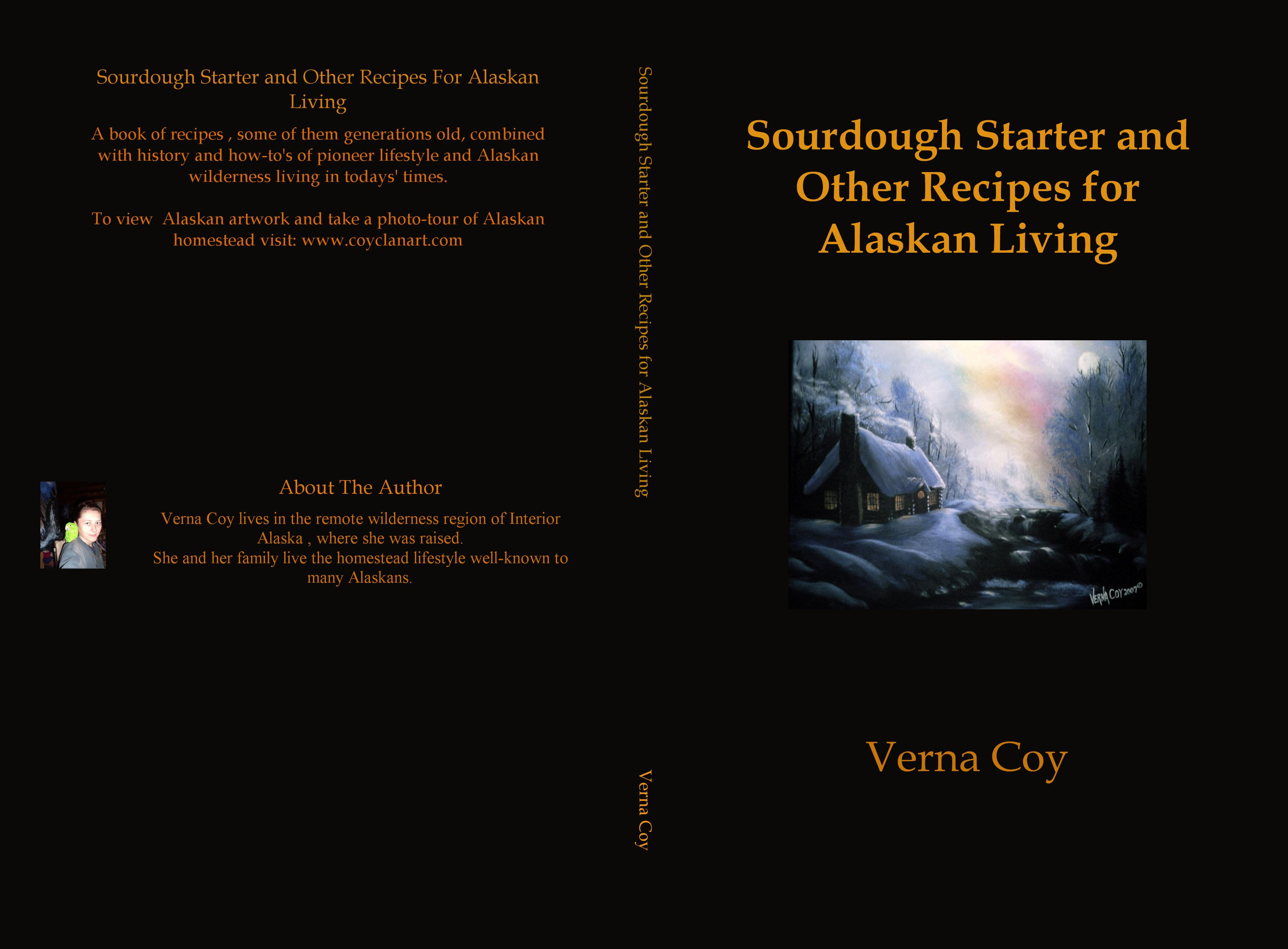 Sourdough Starter and Other Recipes for Alaskan Living cover image