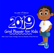 Goal Planner for Kids cover image