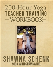Yoga Teacher Training Workbok  cover image