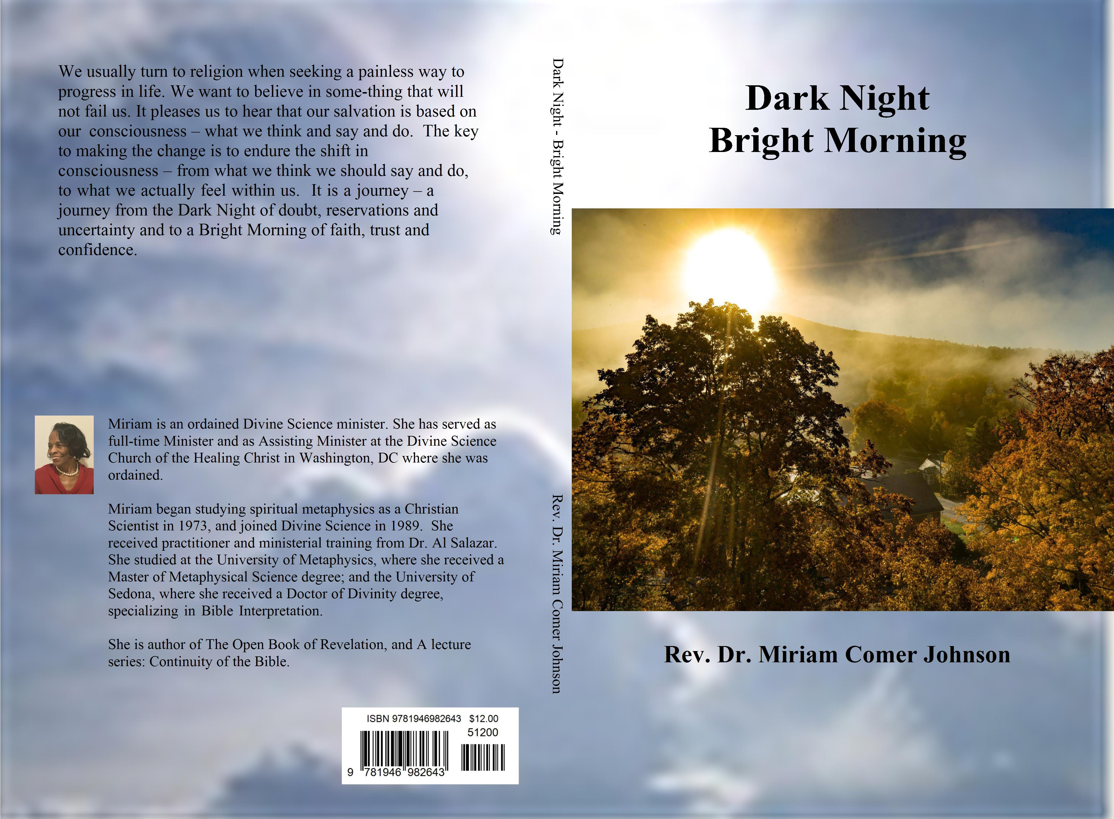 Dark Night Bright Morning cover image