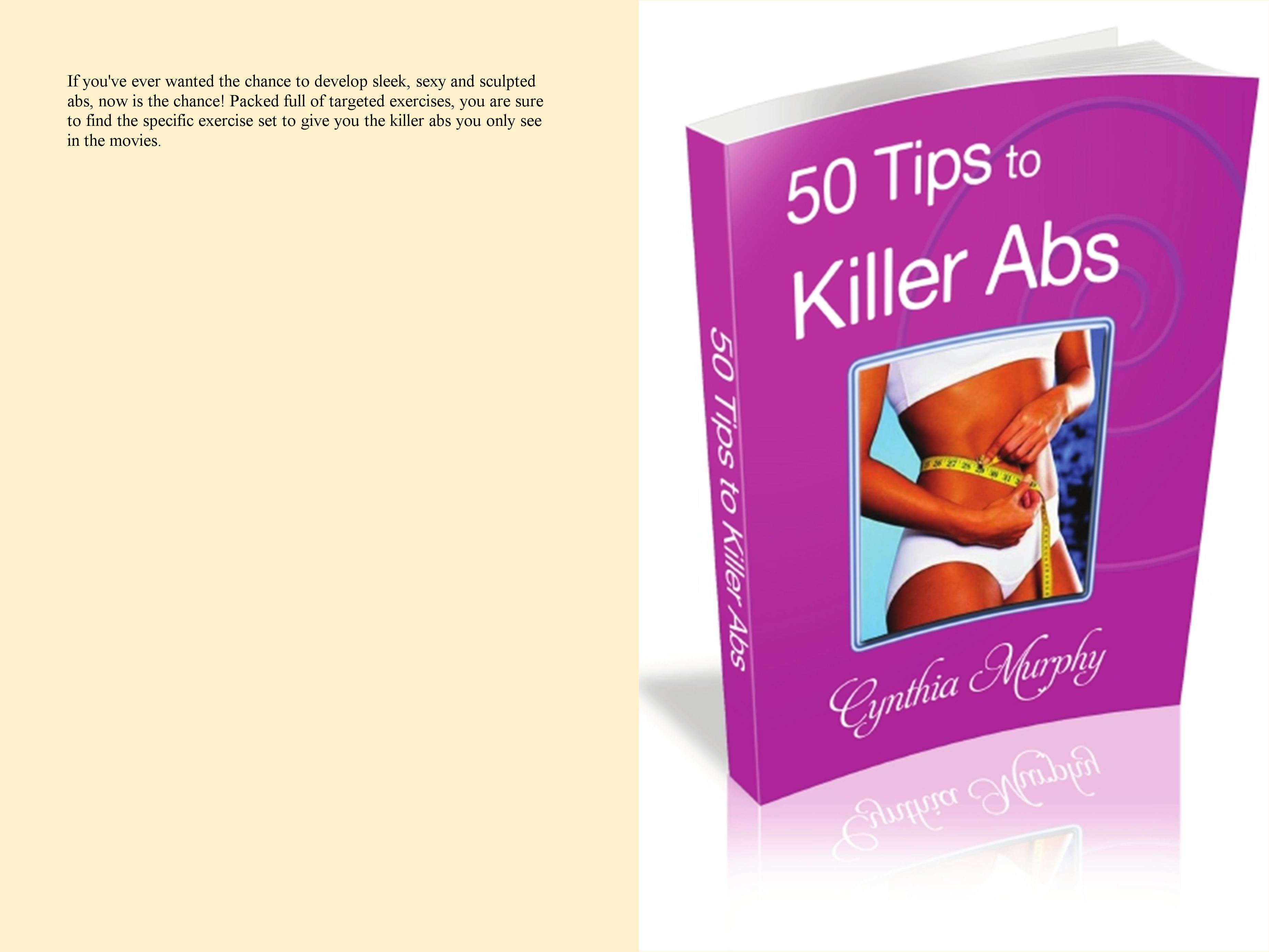 50 Tips to Killer Abs cover image