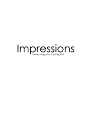 Impressions cover image