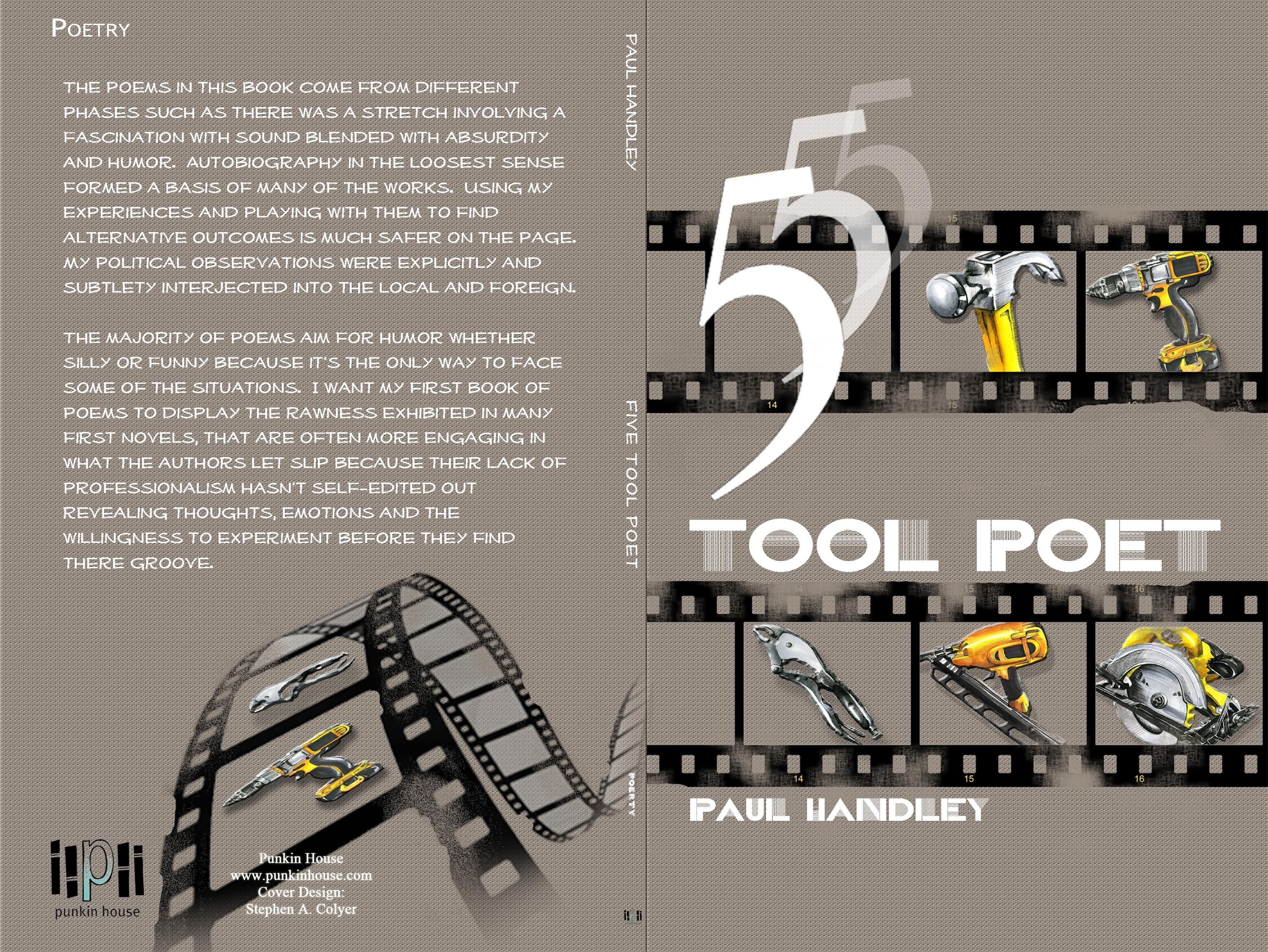 5 Tool Poet cover image