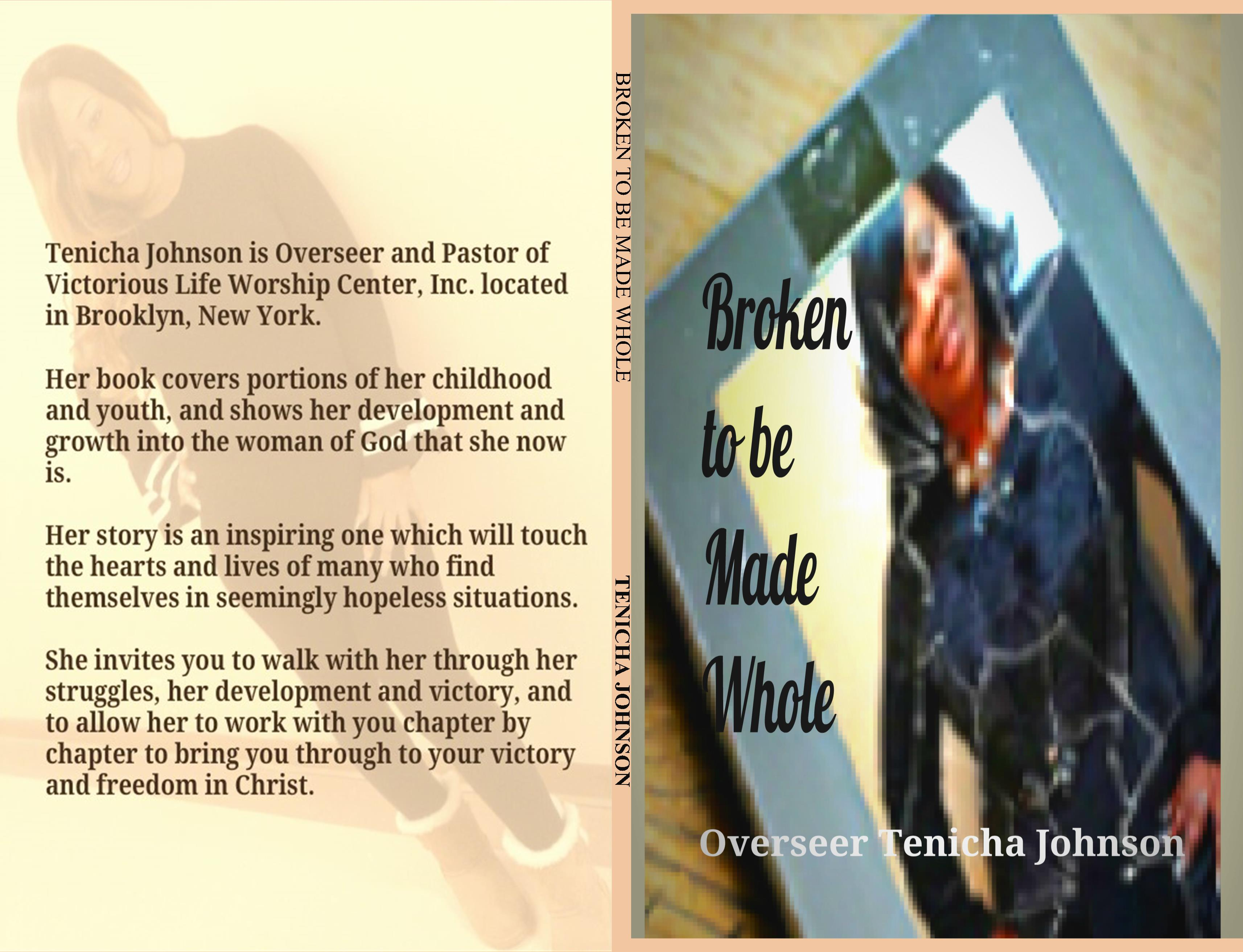 Broken to Be Made Whole cover image