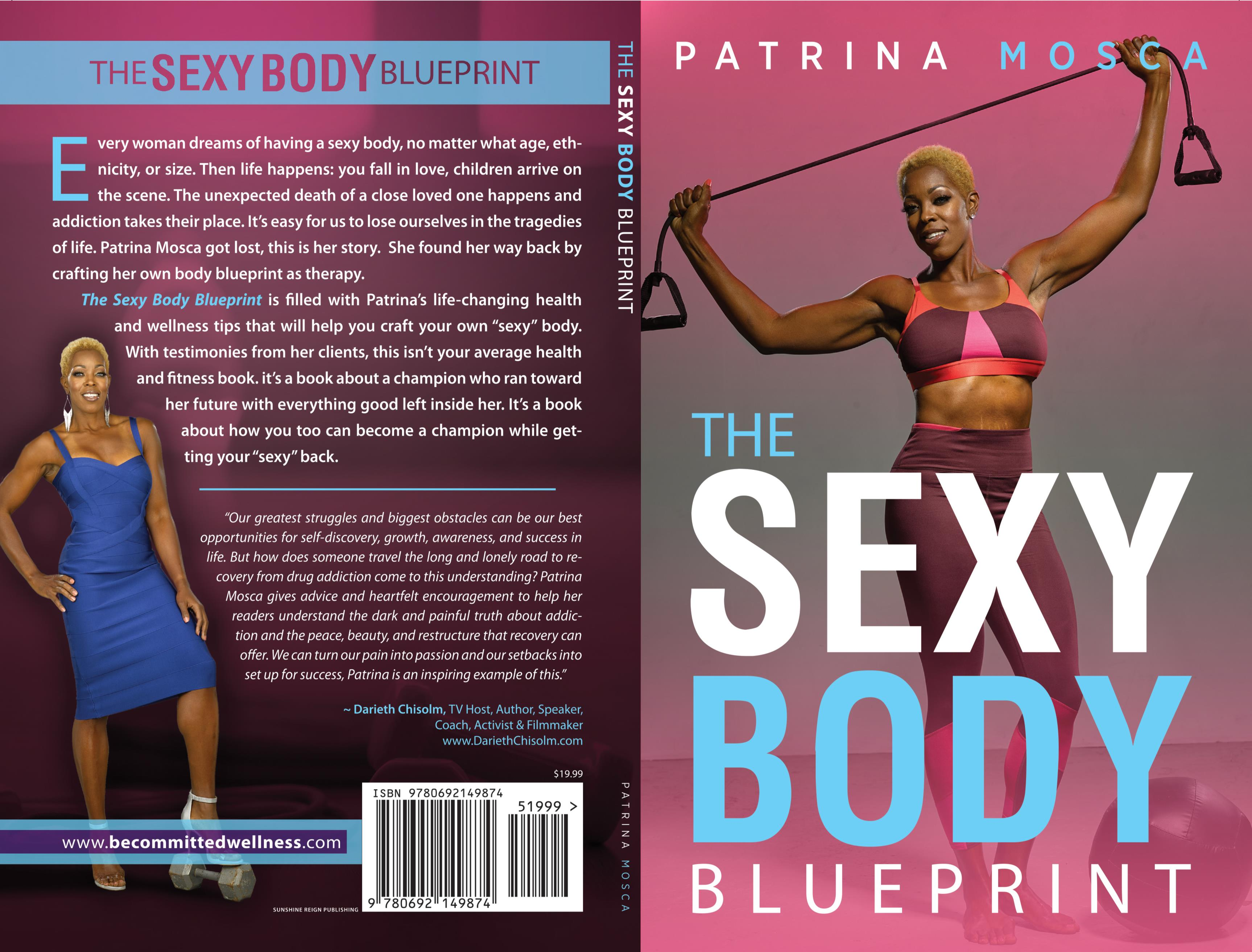 The Sexy Body Blueprint cover image