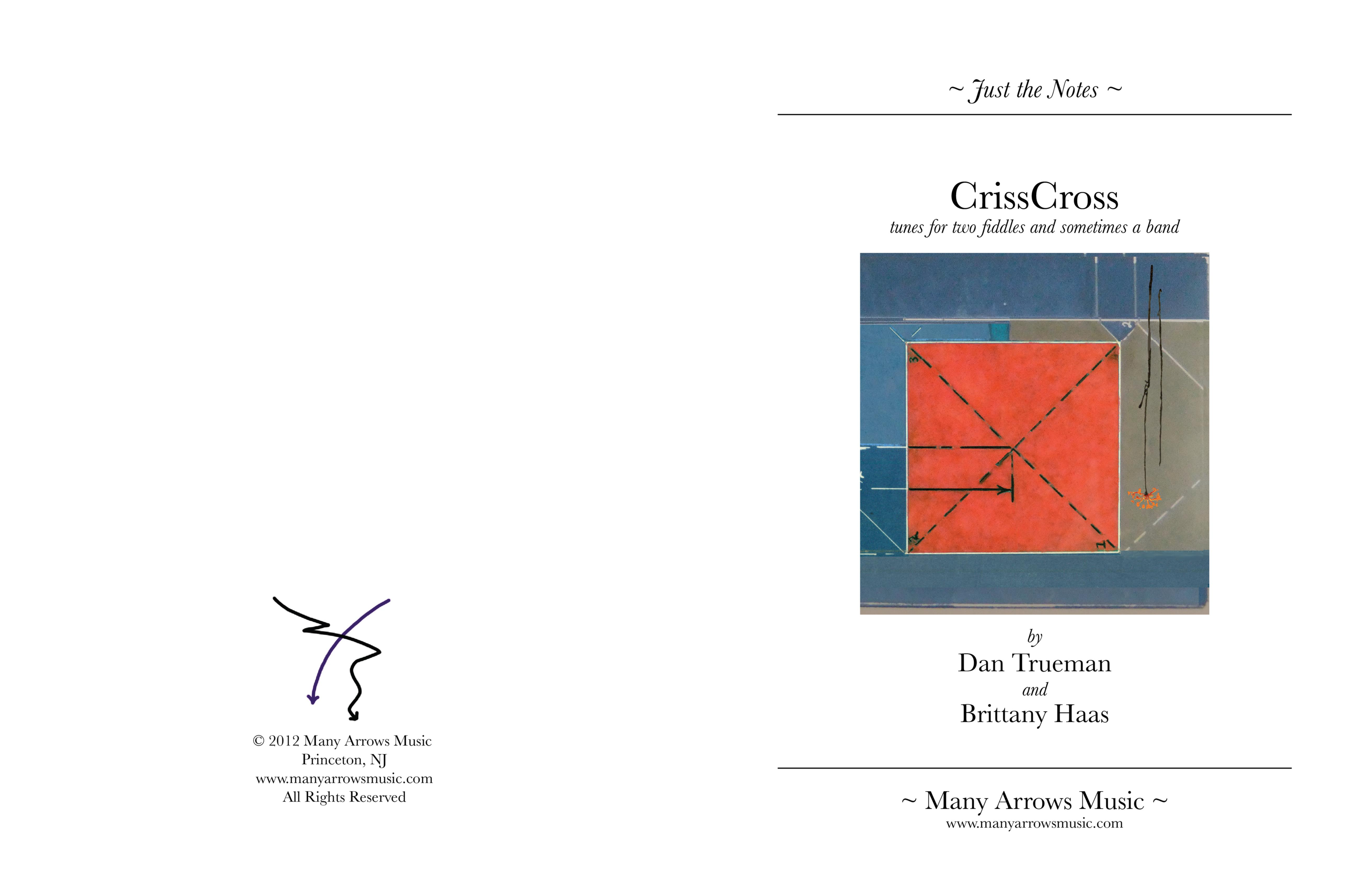 Just the Notes: CrissCross cover image