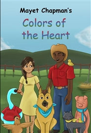Colors of the Heart-Mayet Chapman cover image