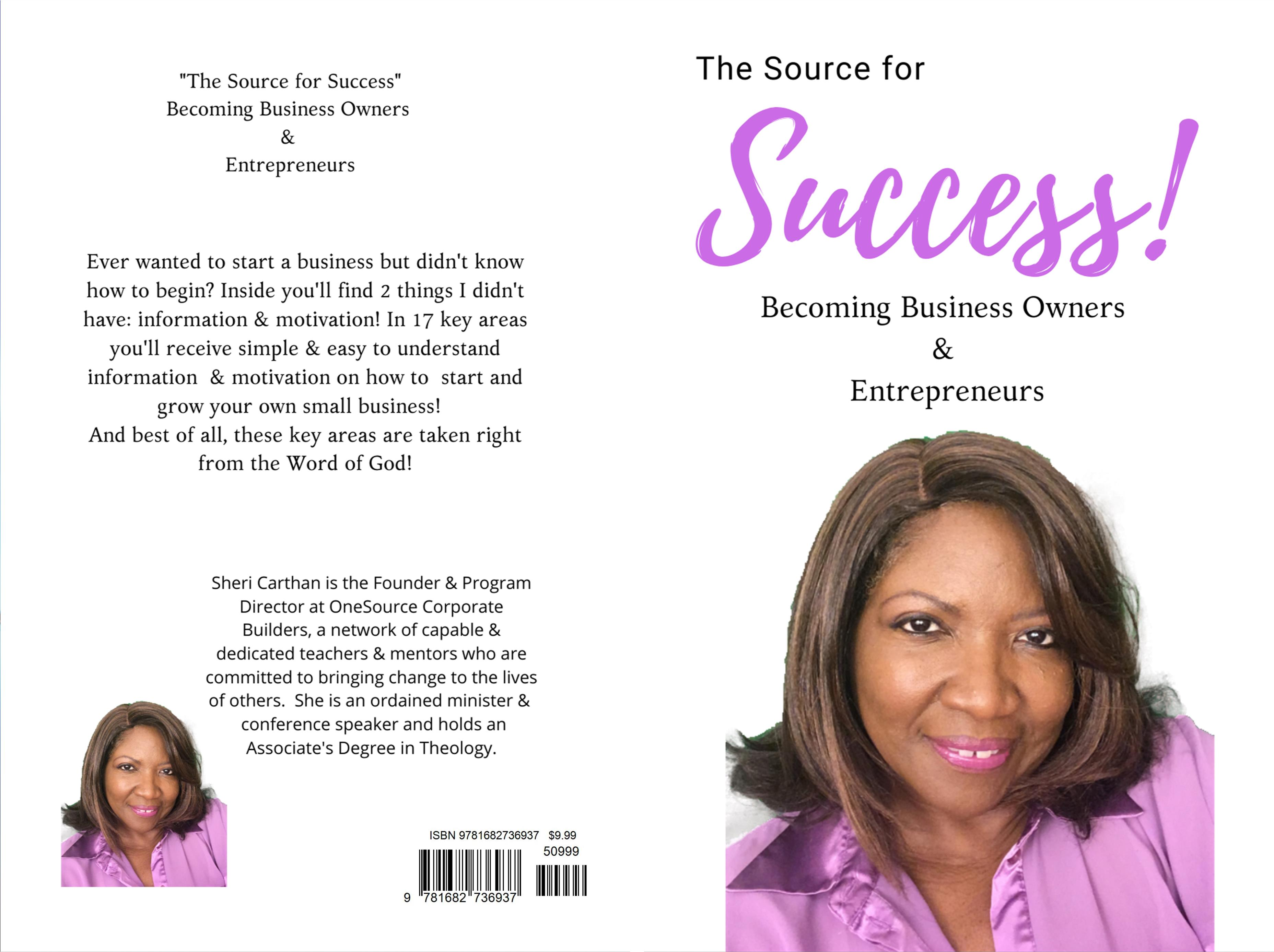 """The Source for Success!"" Becoming Business Owners and Entrepreneurs cover image"