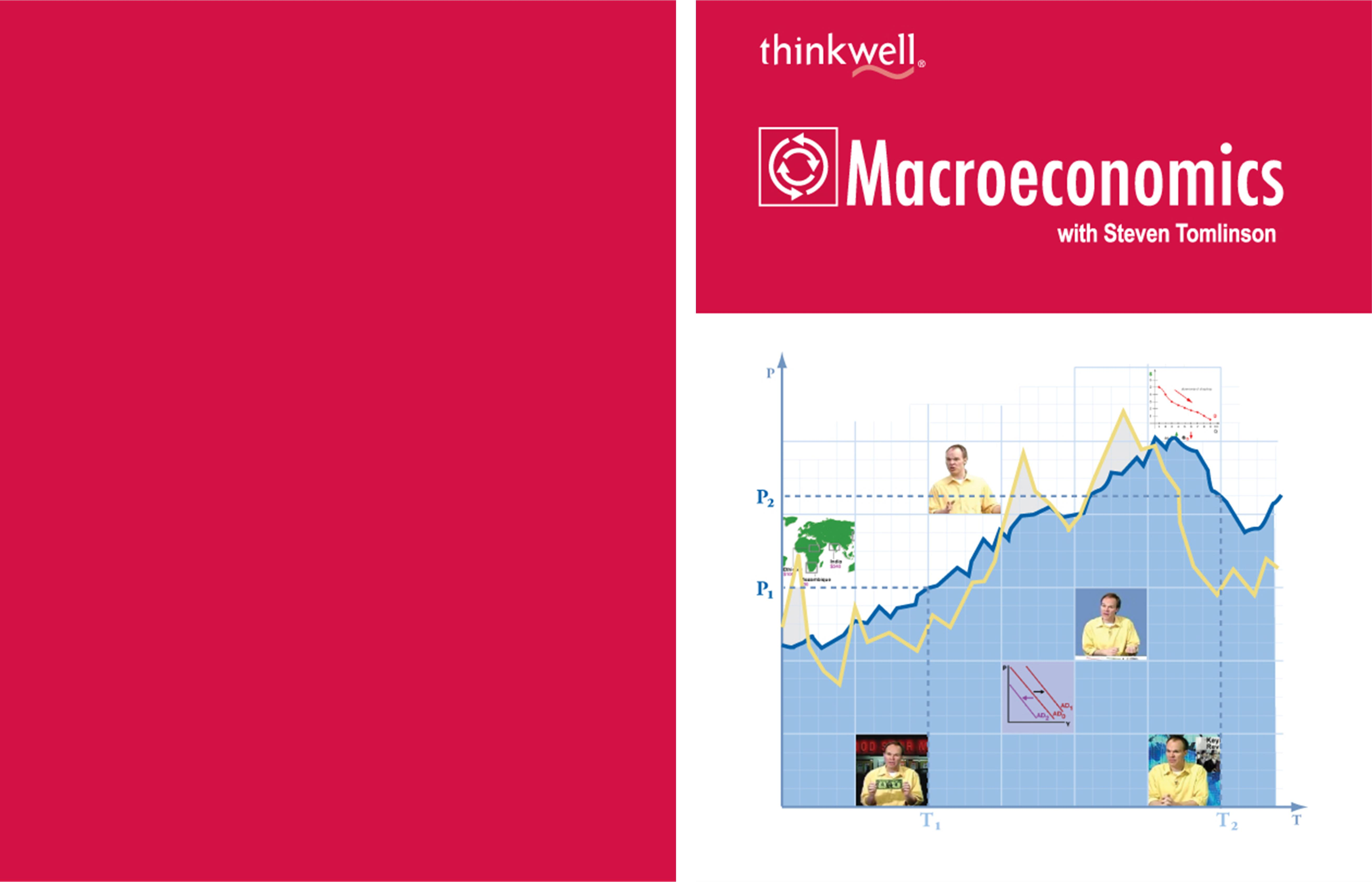 note of macroeconomic course Course purpose: continue building a base for understanding and doing   readings : lecture notes from each lecturer, plus a selection of other sources,.