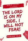 The Lord is on my Side, I will not Fear cover image