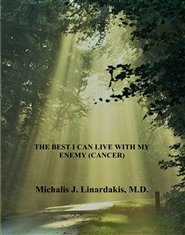 THE BEST I CAN LIVE WITH MY ENEMY (CANCER) cover image