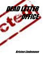 DEAD LETTER OFFICE cover image