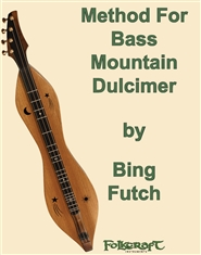 Method For Bass Mountain Dulcimer cover image