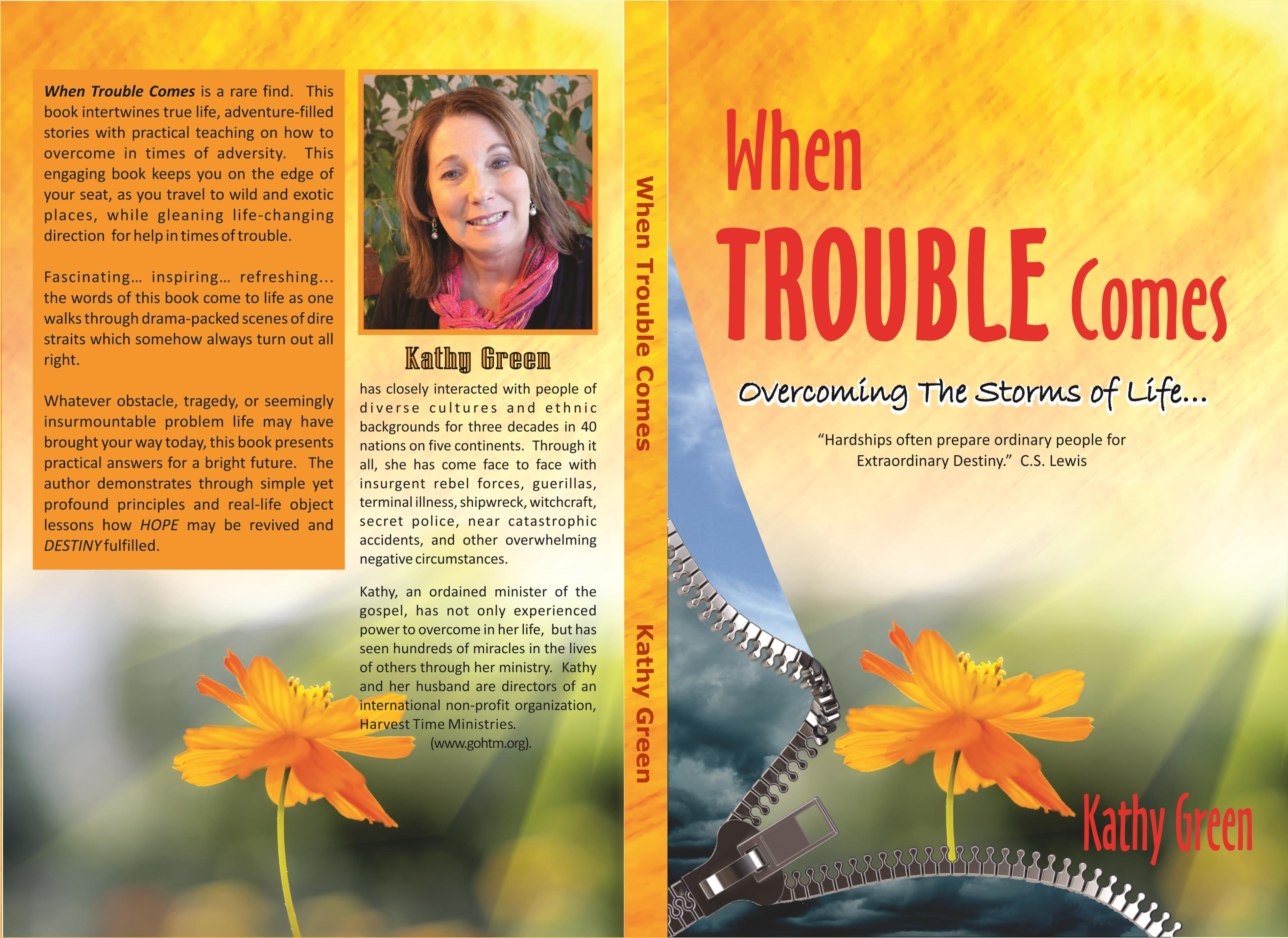 When Trouble Comes cover image