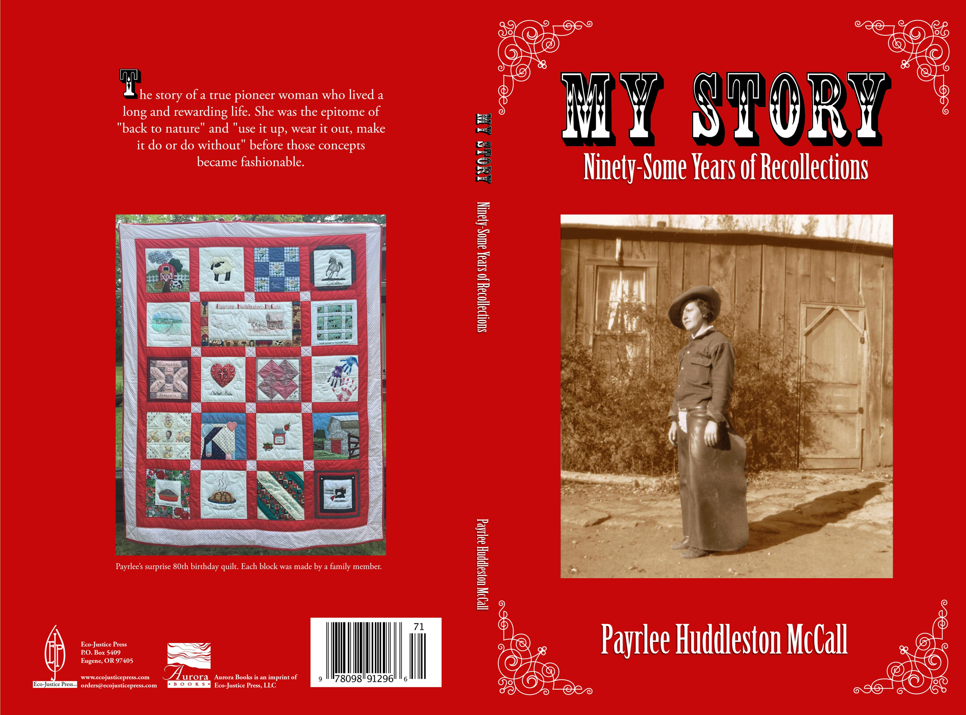 My Story: Ninety-Some Years of Recollections cover image