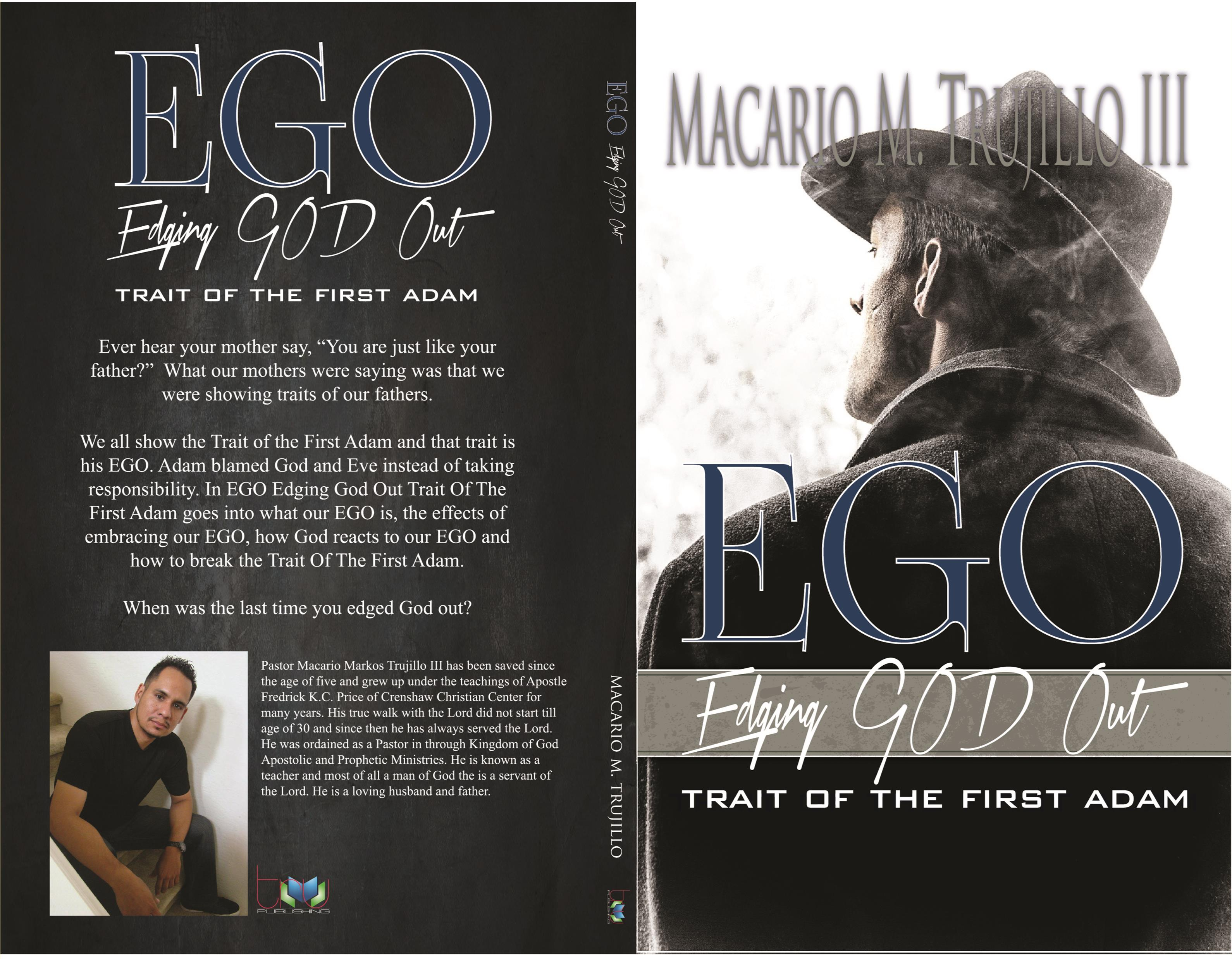 EGO Edging God Out The Trait Of The First Adam cover image