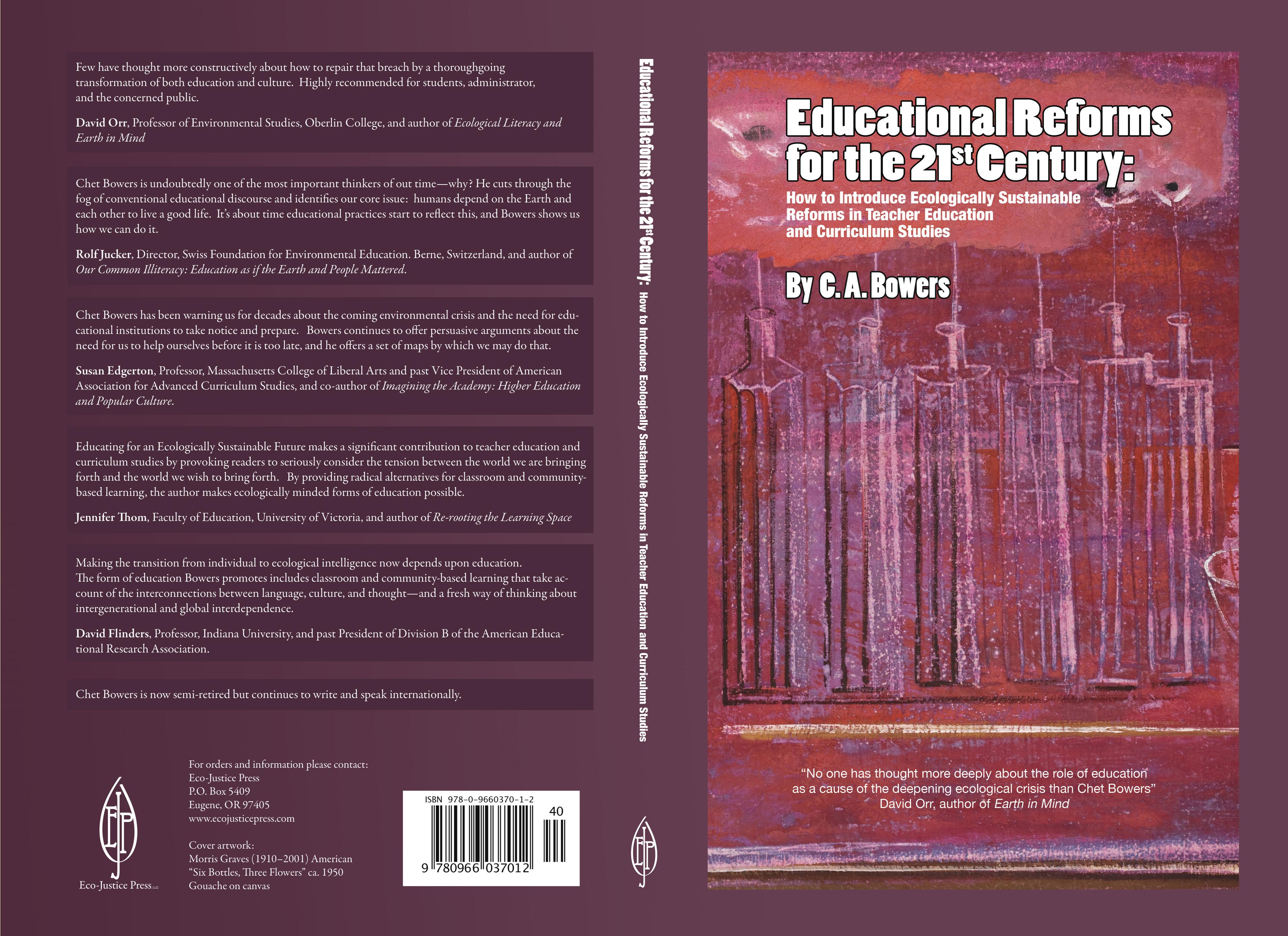 Educational Reforms for the 21st Century cover image