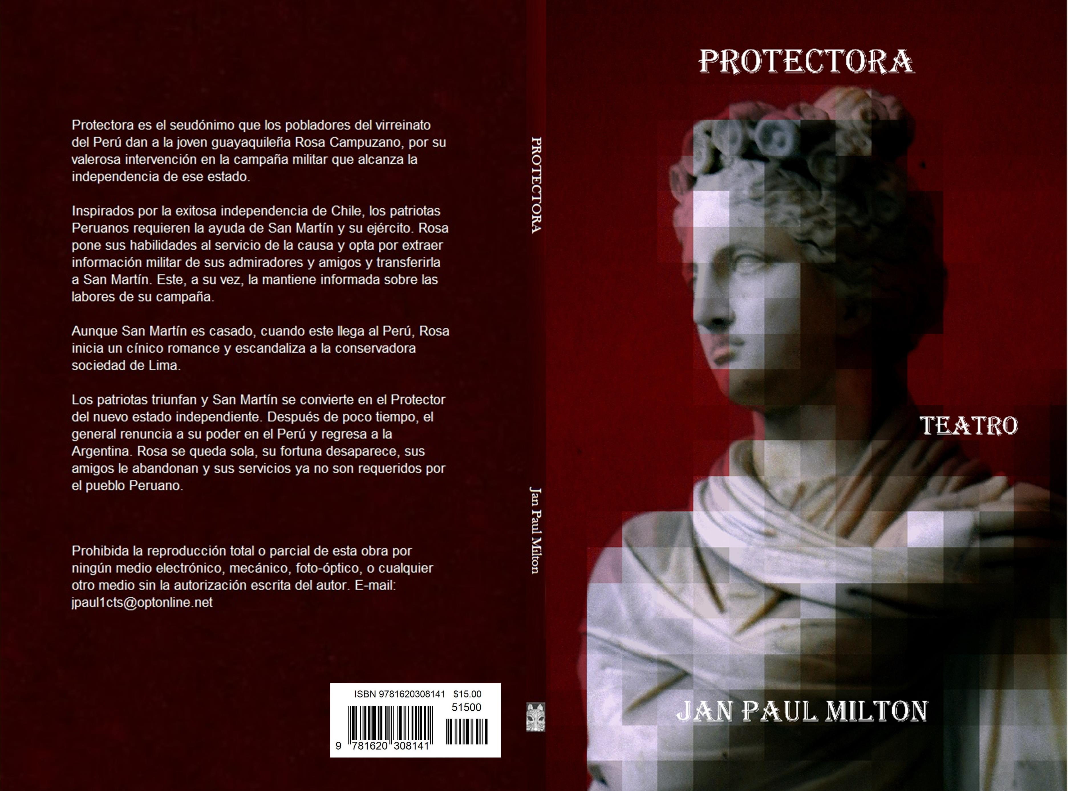 Protectora cover image