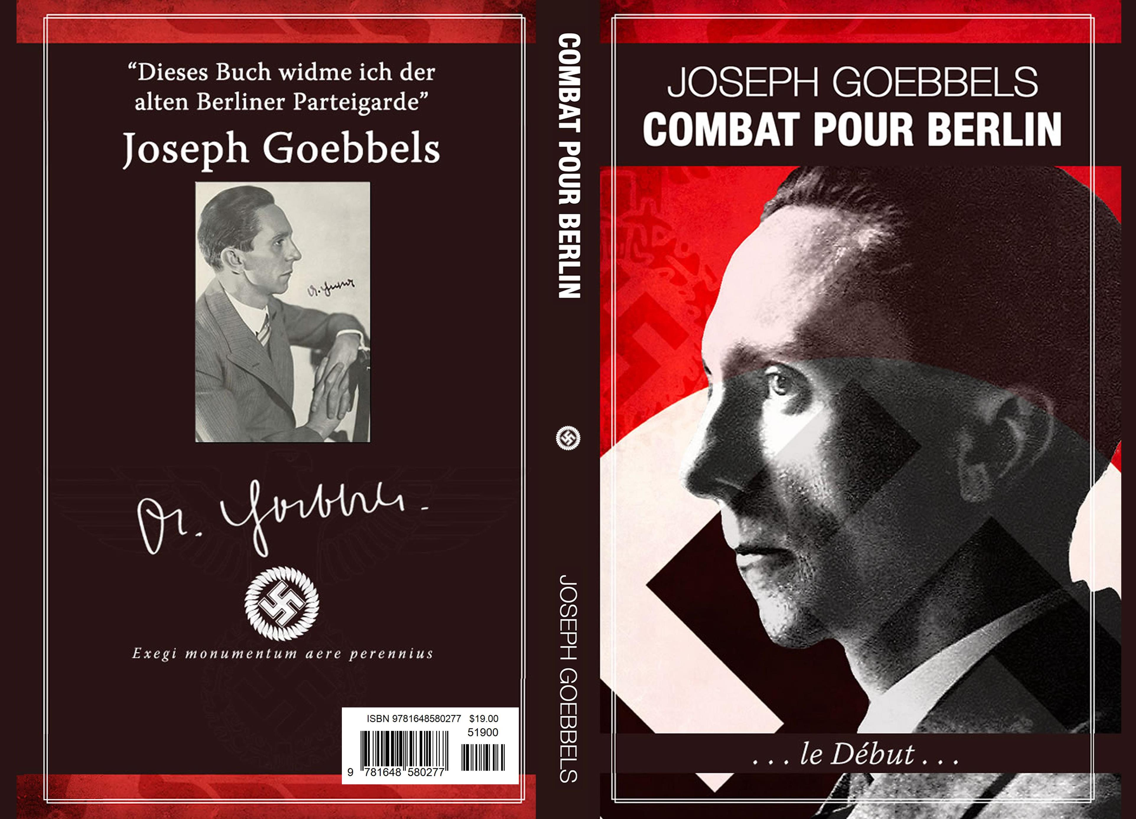 Combat pour Berlin cover image