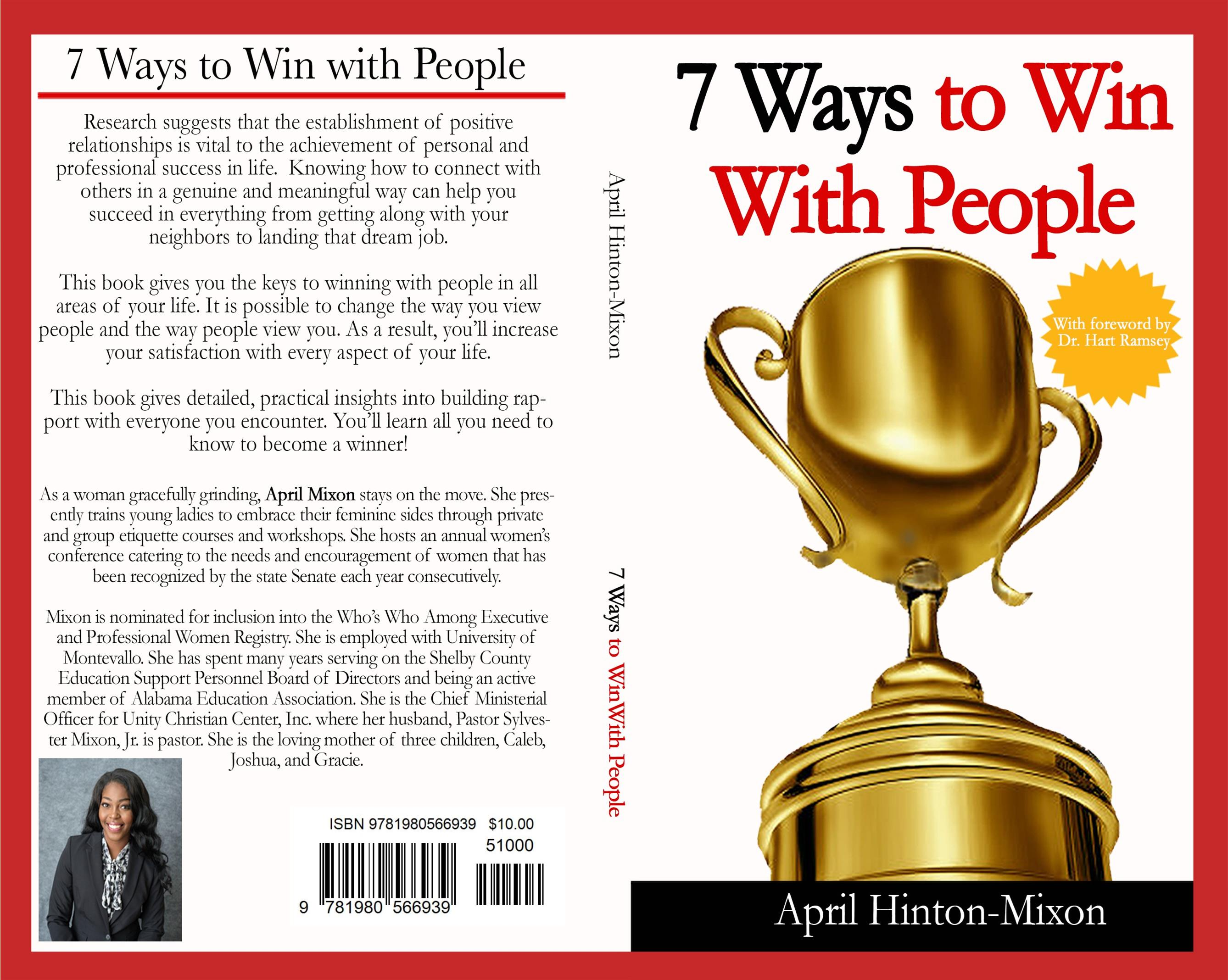 25 Ways to Win with People PDF Free download
