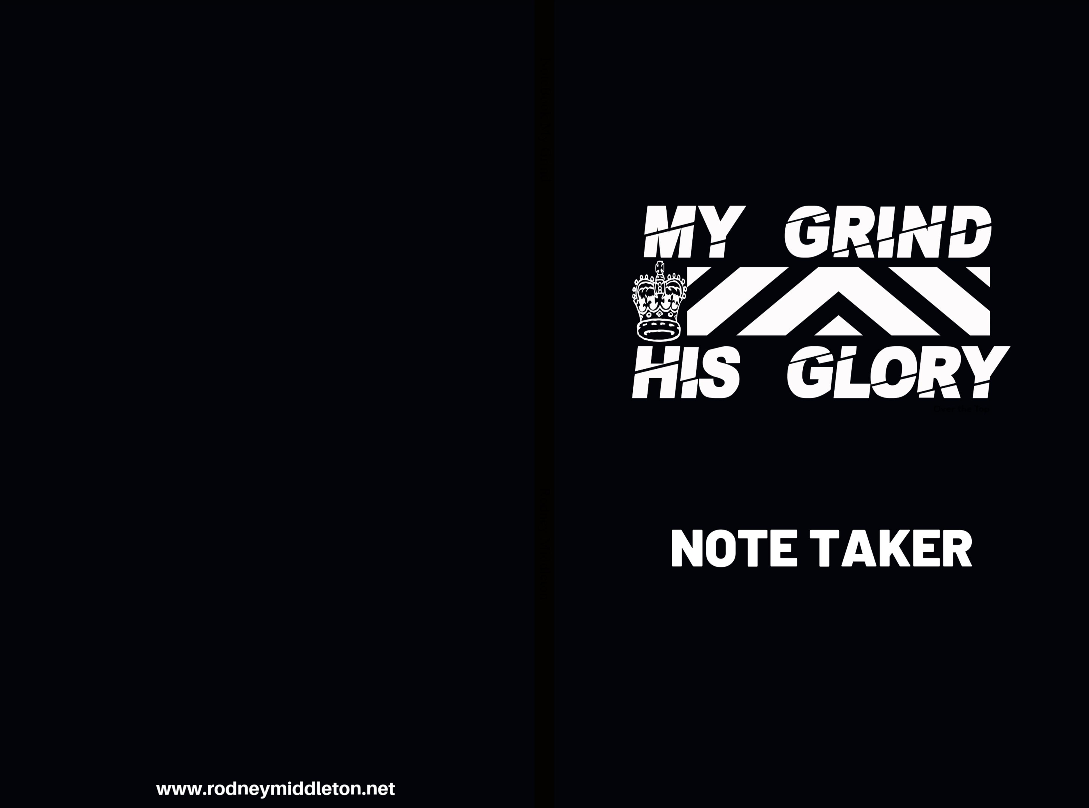 NoteBook My Grind cover image