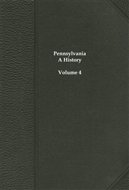 Pennsylvania, A History - Volume 4 cover image