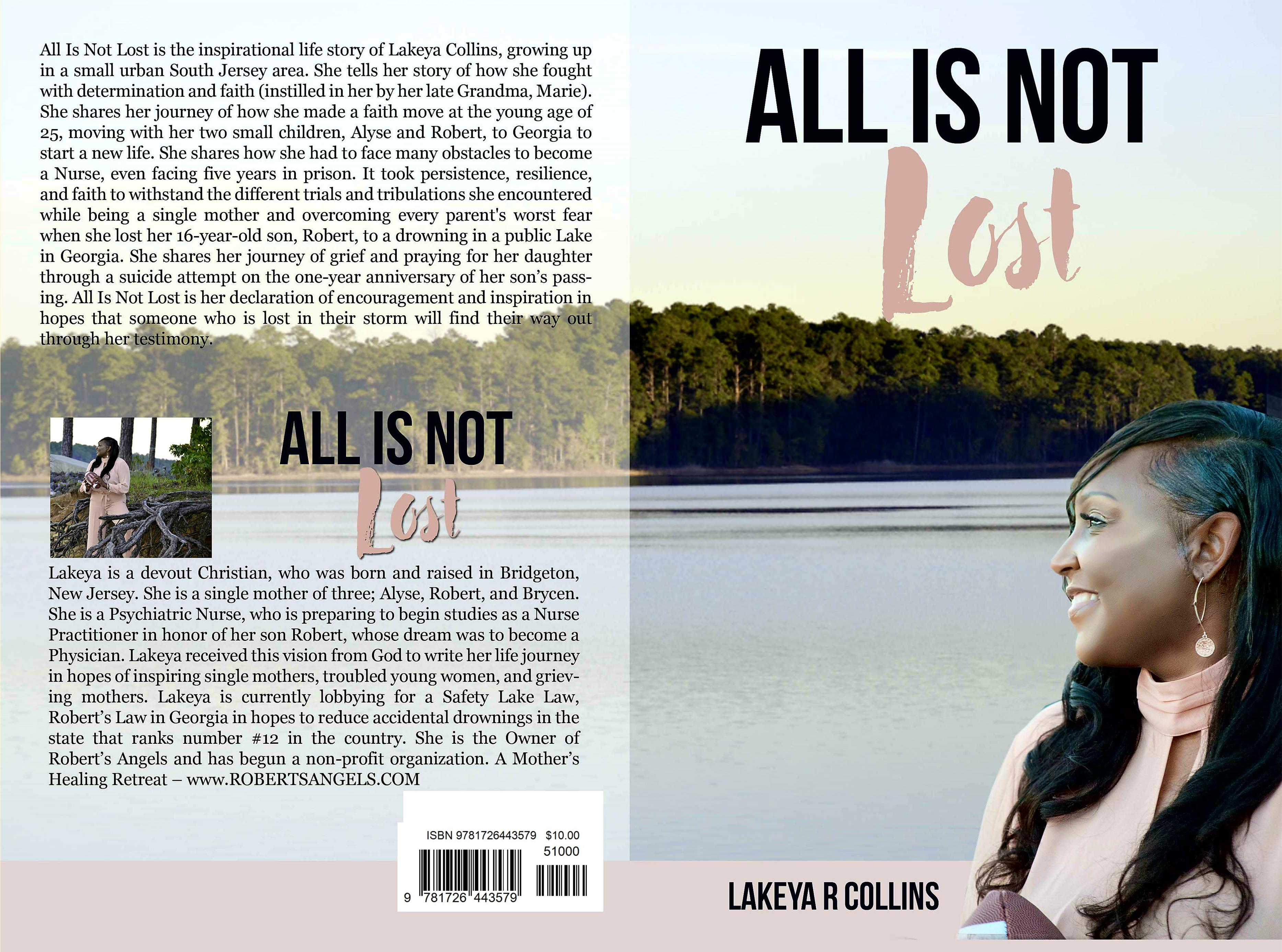 All Is Not Lost cover image