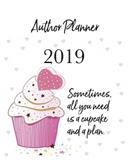 2018 Q4 Ultimate Author Planner (October, November, December) cover image