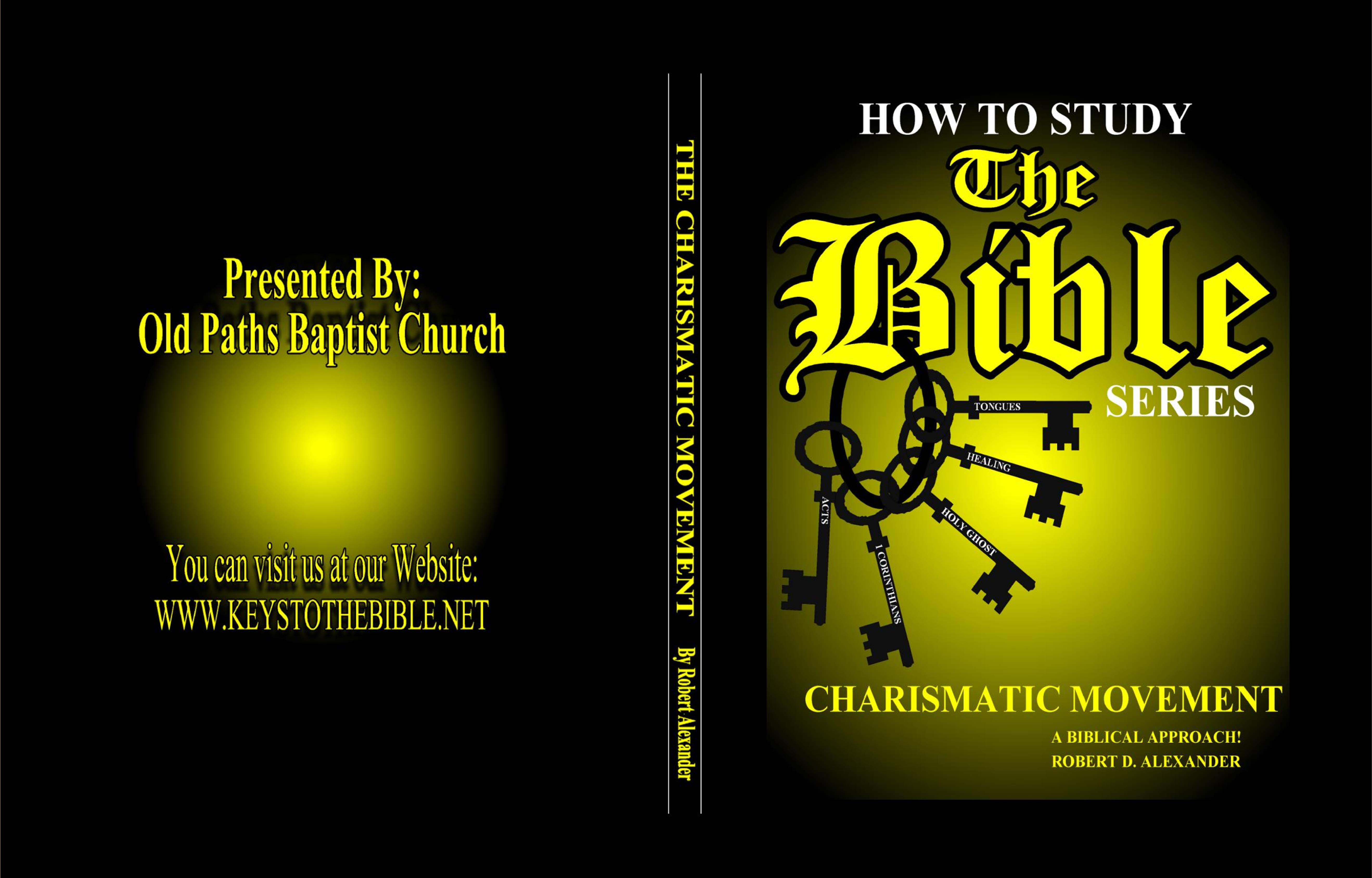 The Charismatic Movement cover image