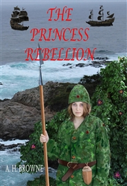 The Princess Rebellion cover image