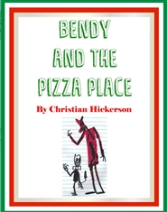 Bendy and the Pizza Place cover image