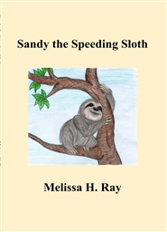 Sandy the Speeding Sloth cover image
