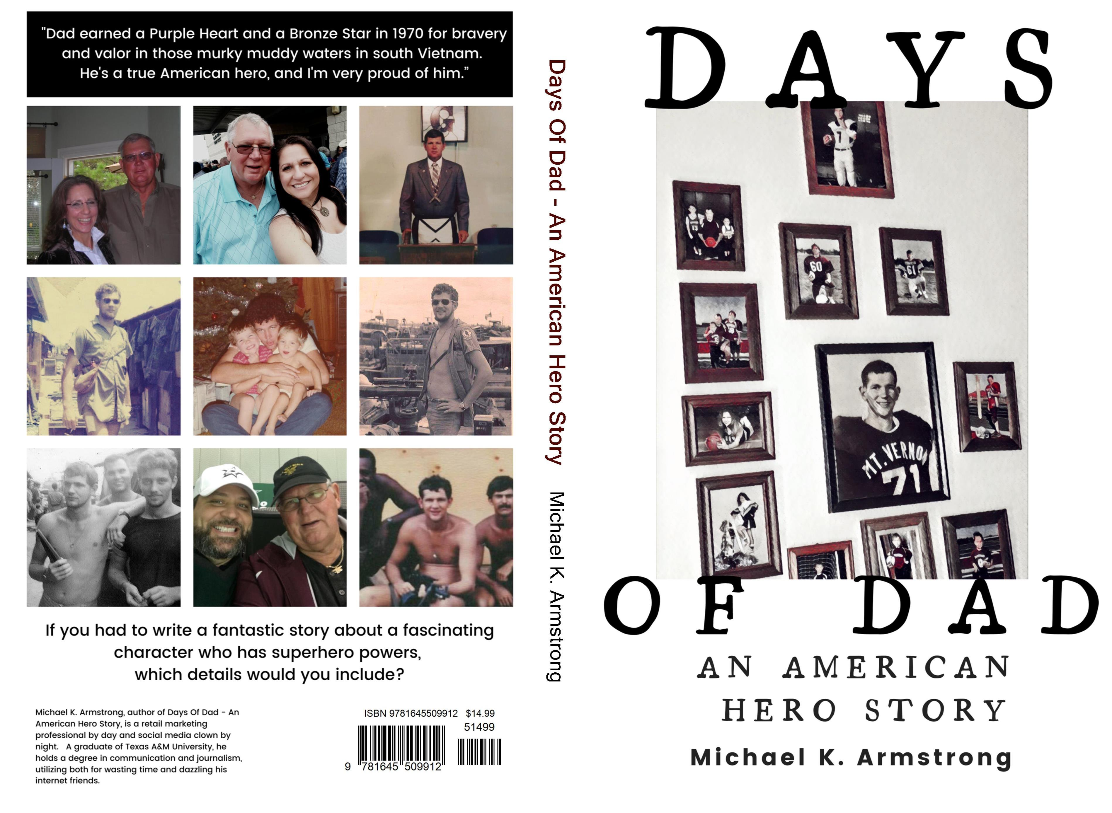 Days Of Dad - An American Hero Story cover image
