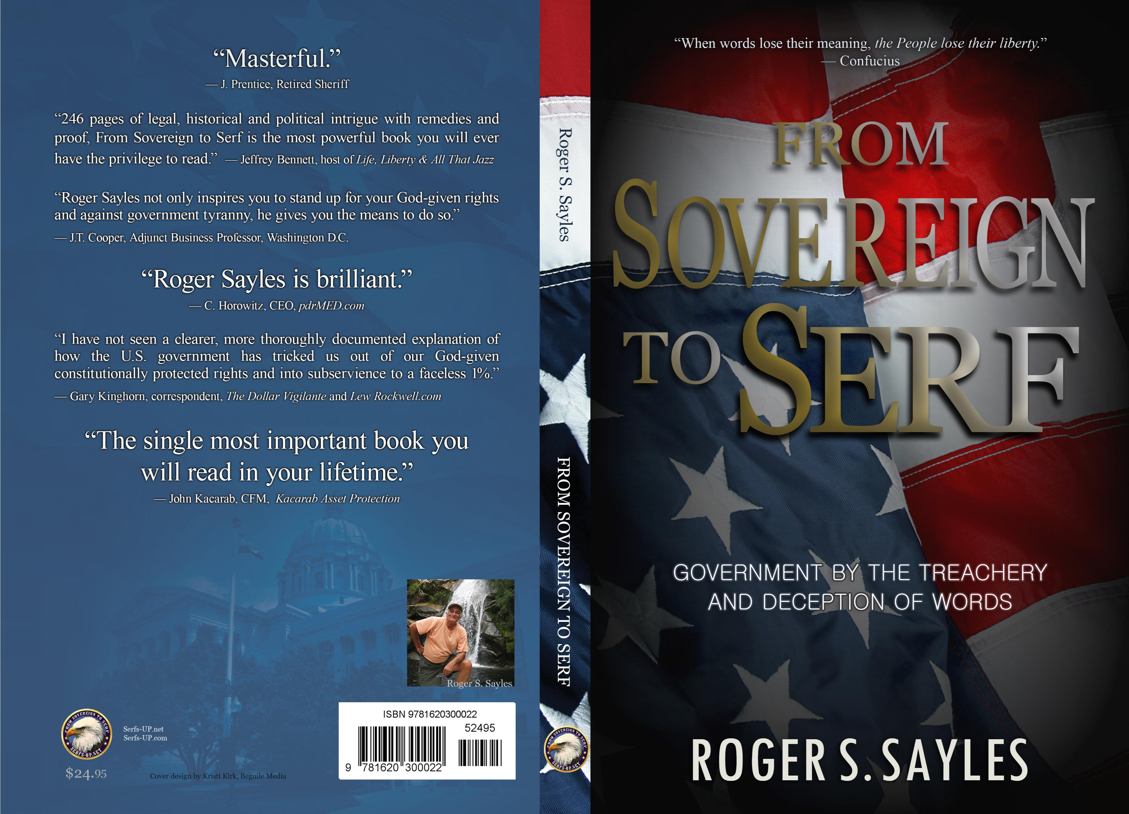 FROM SOVEREIGN TO SERF cover image