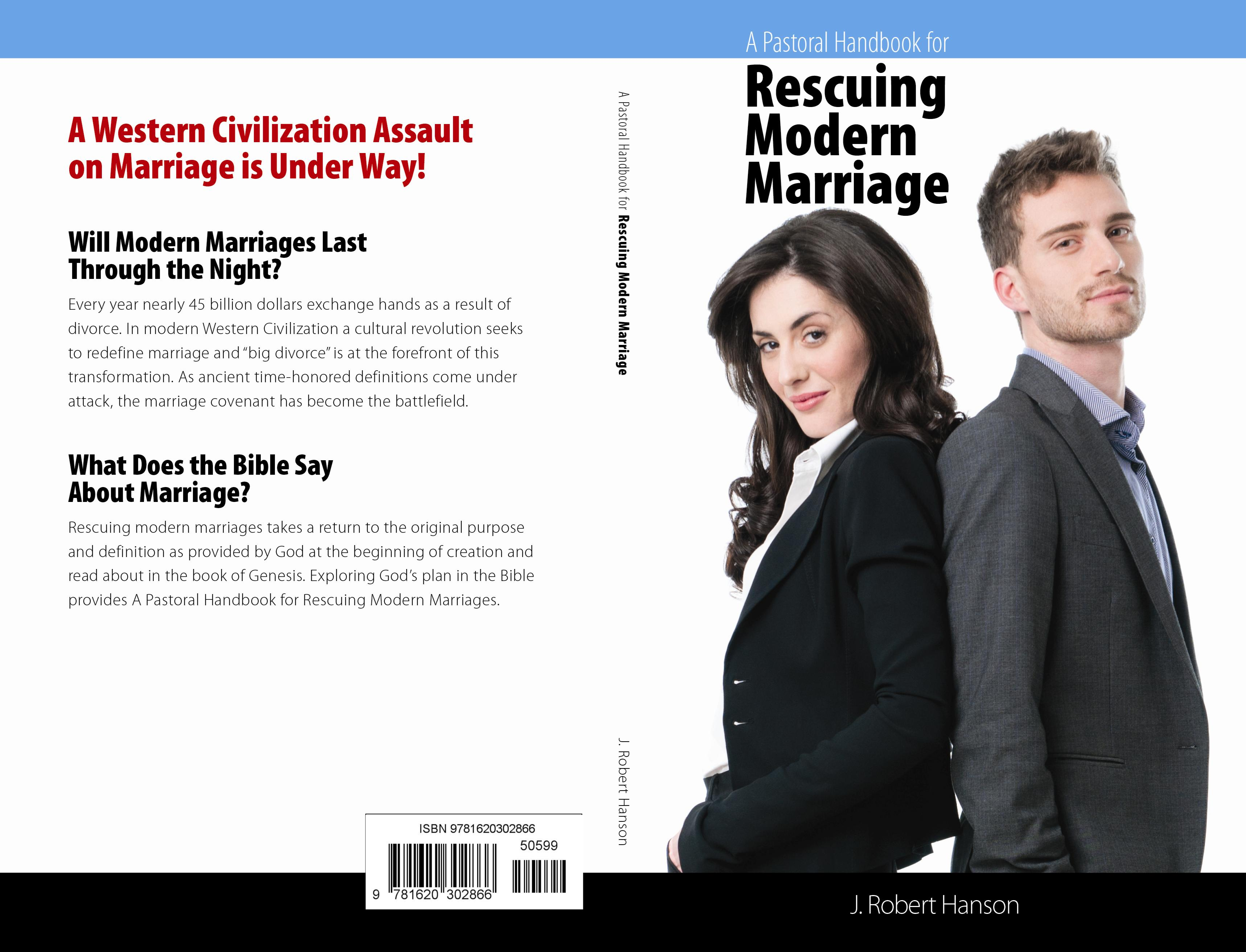 A Pastoral Handbook for Rescuing Modern Marriage cover image