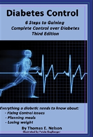 Diabetes Control-6 Steps to Gaining Complete Control over Diabetes cover image