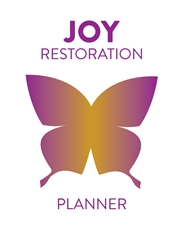 JOY RESTORATION PLANNER cover image