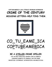 Coptubeamerica Law Literacy Program Workbook #14 cover image