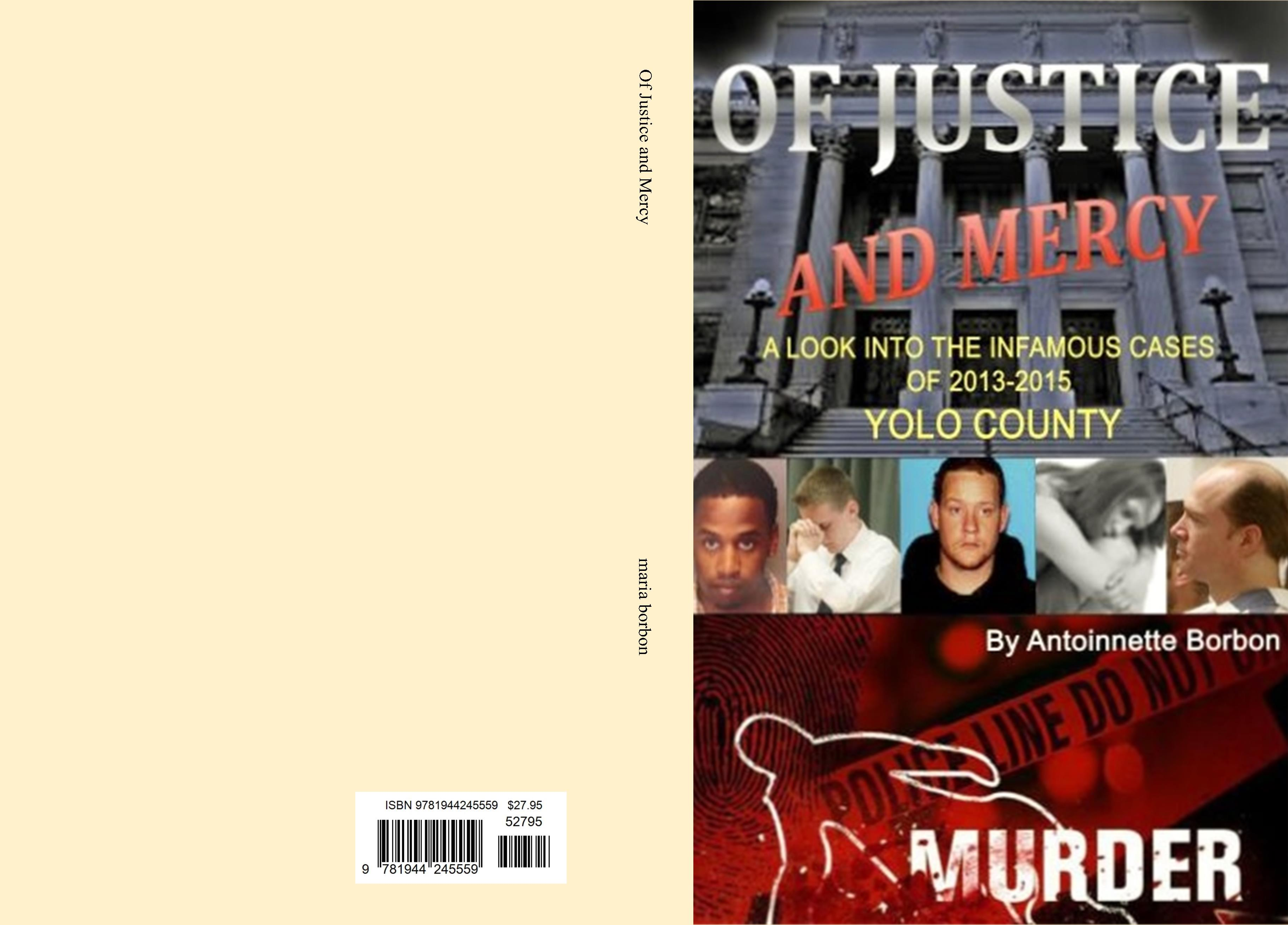 Of Justice and Mercy cover image