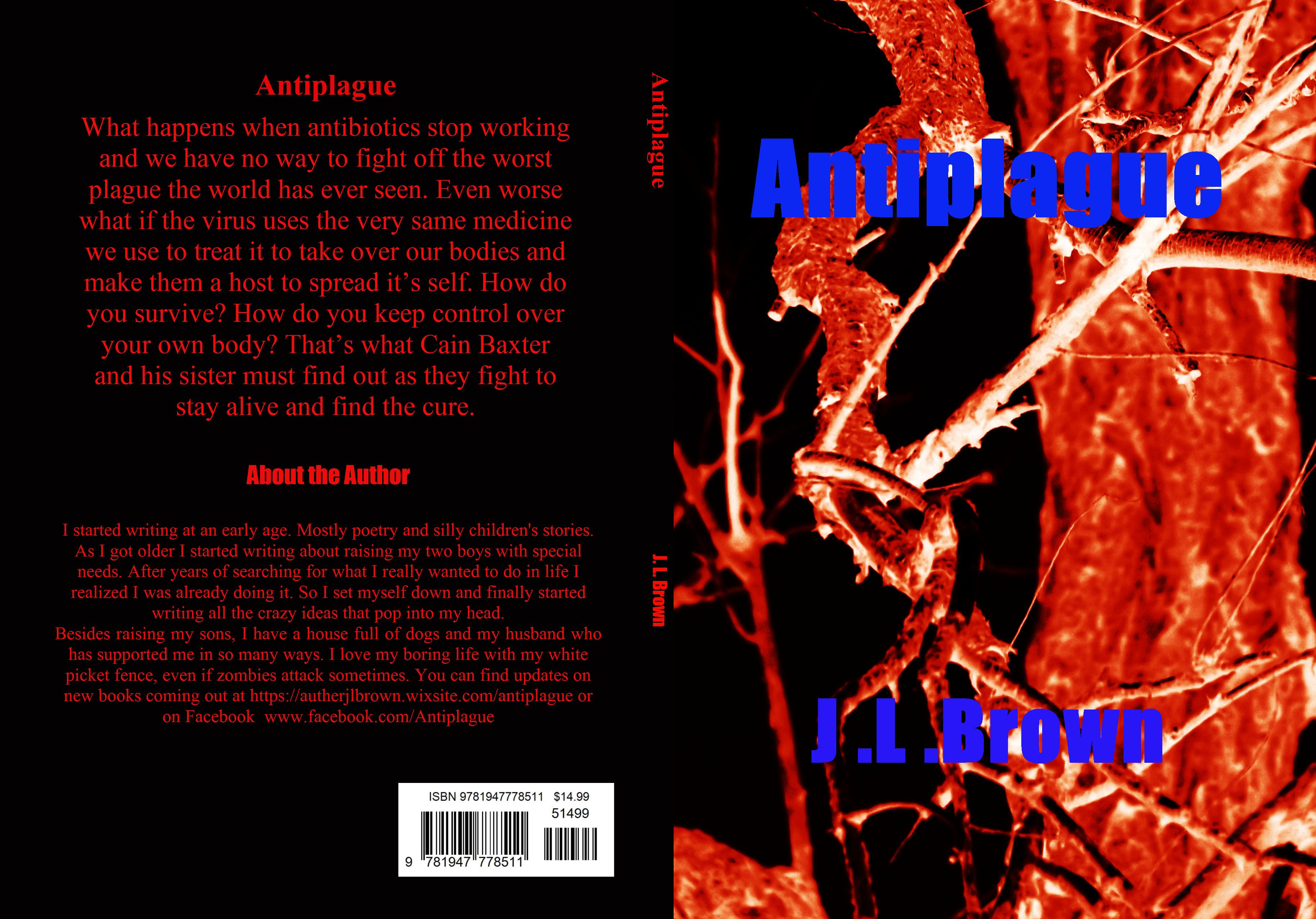 Antiplague cover image