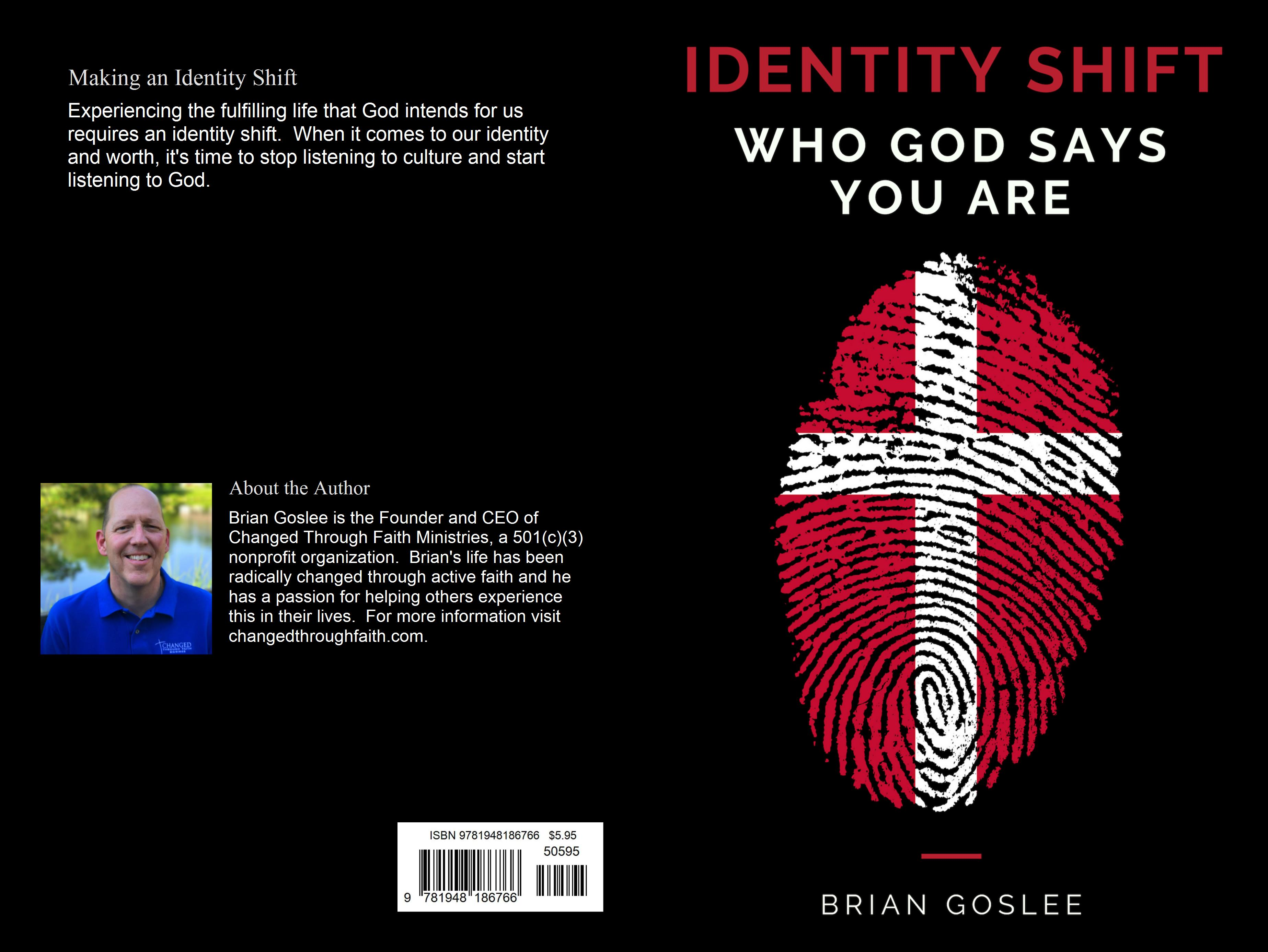 Identity Shift: Who God Says You Are cover image