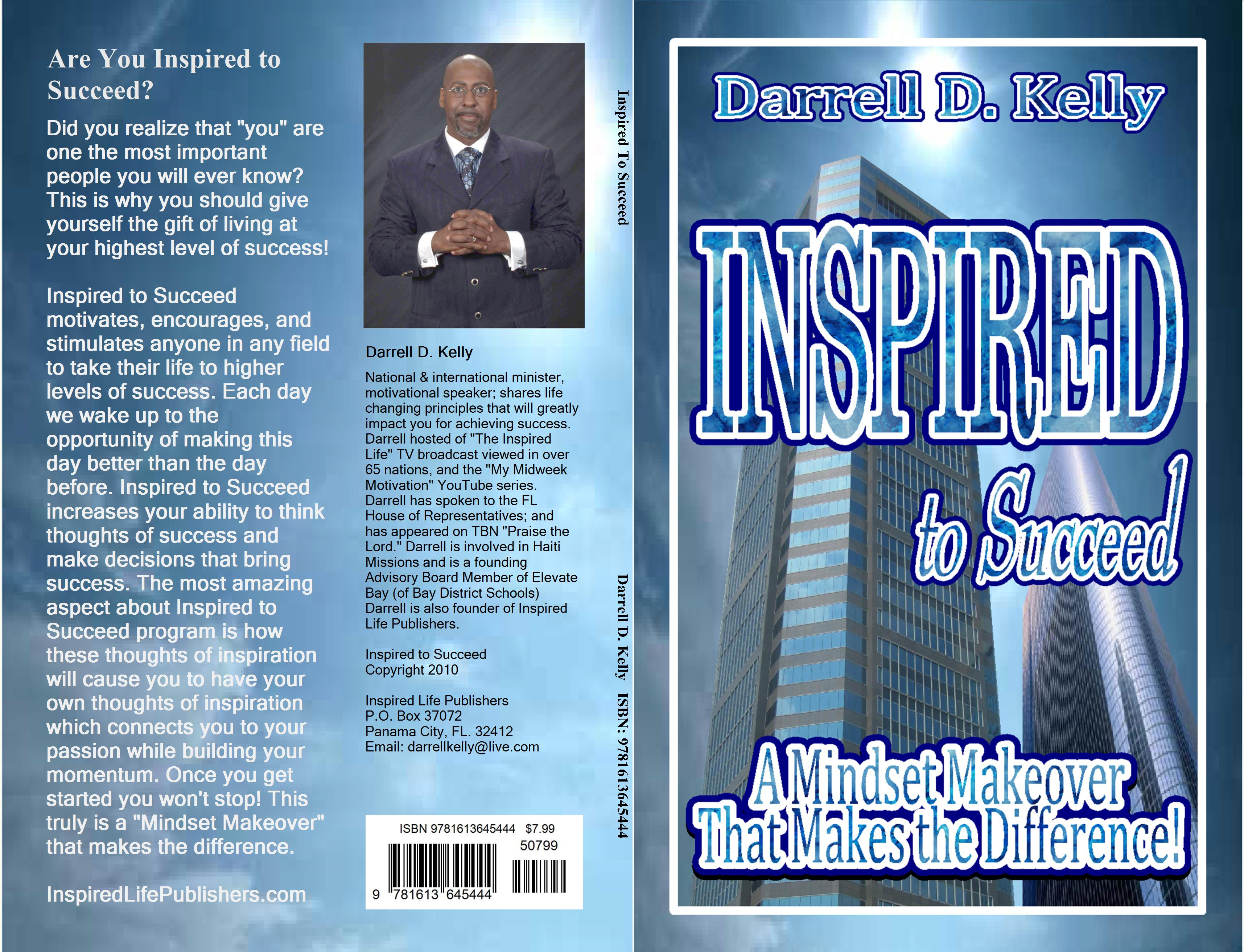 Inspired To Succeed cover image
