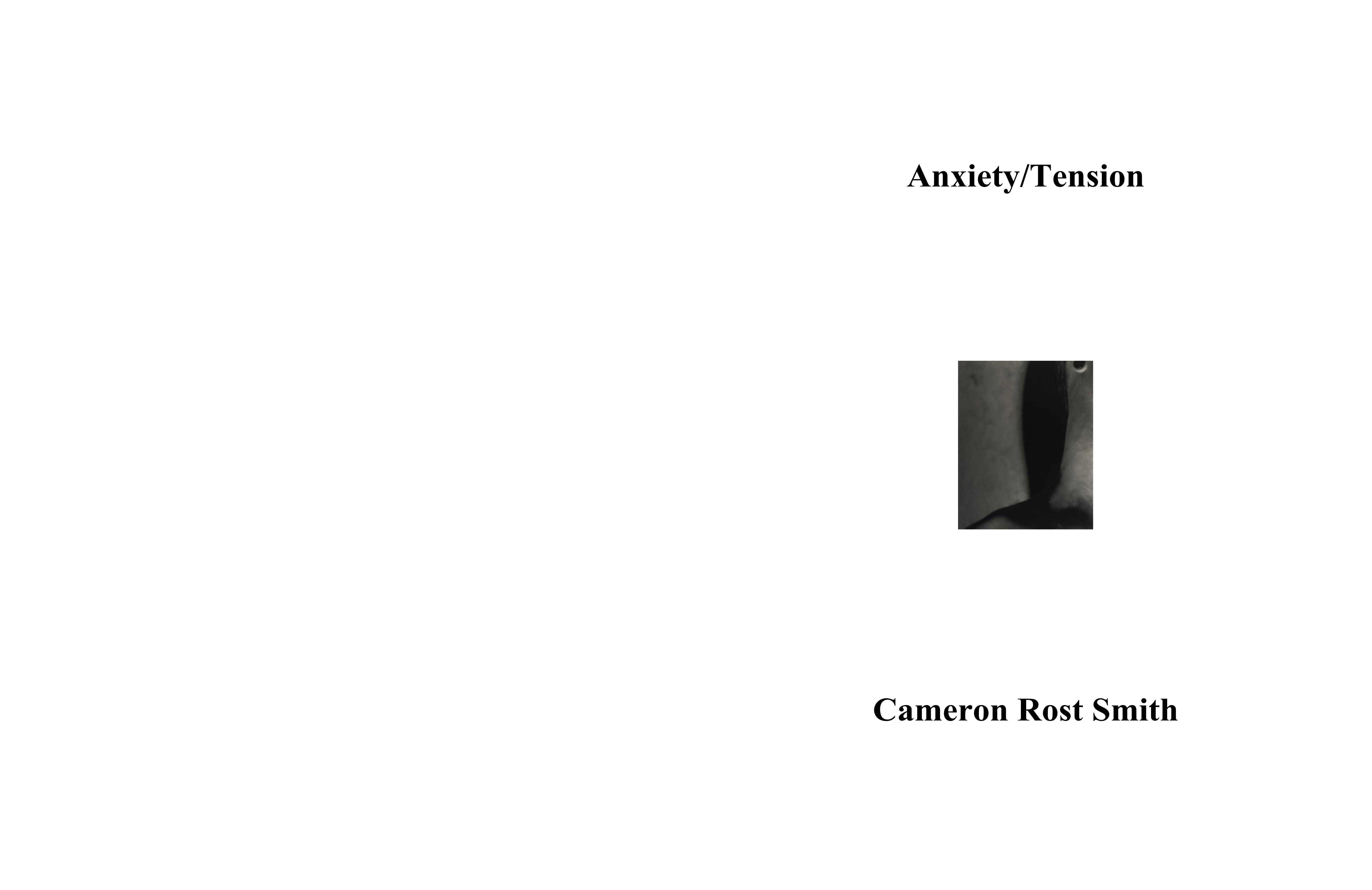 Anxiety/Tension cover image