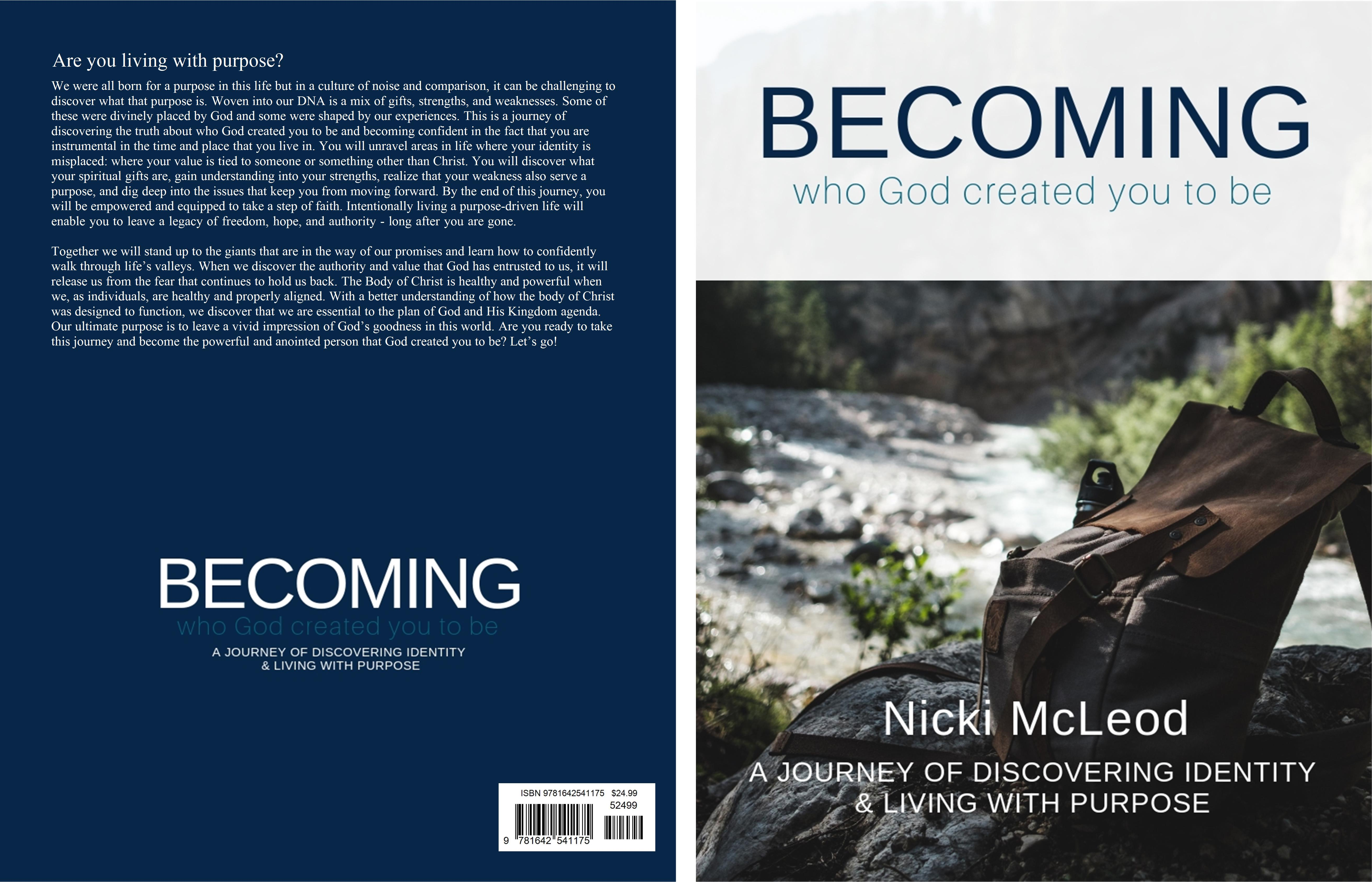 Becoming Who God Created You To Be cover image